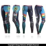 """The Jessica"" Tights by Meertaksu x Pony Grappling Club"